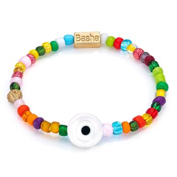Clear Bead Bracelet