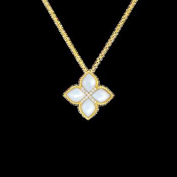 "Large Necklace Length18"""