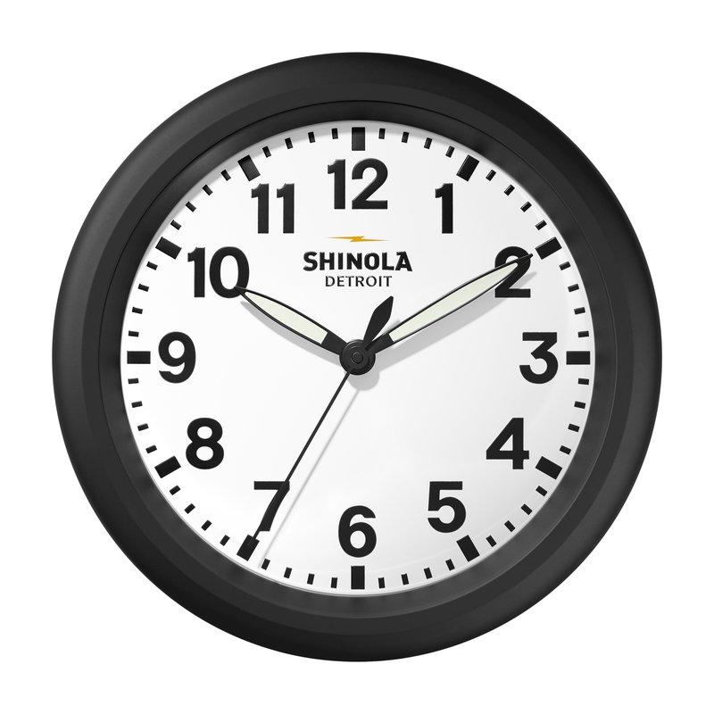 "SHINOLA 14""""Wall Clock"
