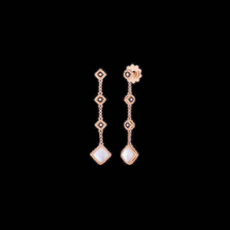 Roberto Coin Two Drop Earrings