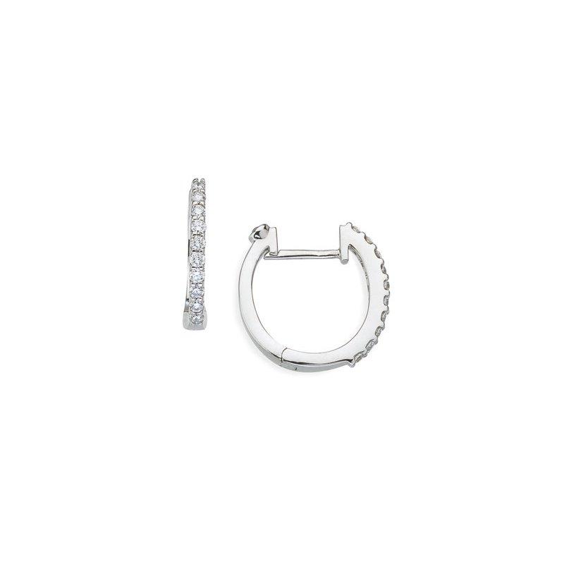Roberto Coin Baby Hoop Earrings