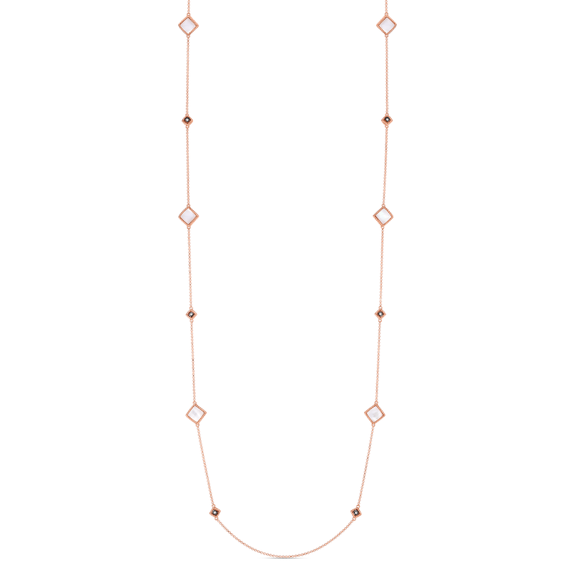 Roberto Coin Station Necklace Length 35'