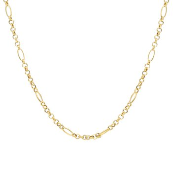 Lobster Lock Chain Length 20""