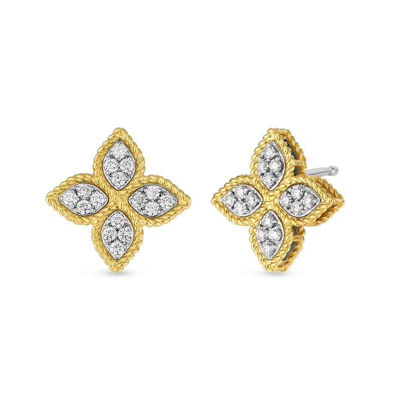 Roberto Coin Medium Stud Earrings