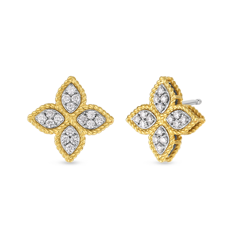 Roberto Coin Medium Stud Earrings