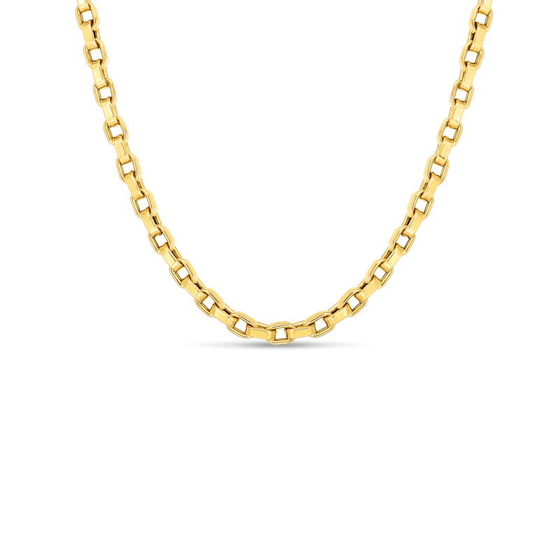 Roberto Coin Square Necklace 17' length