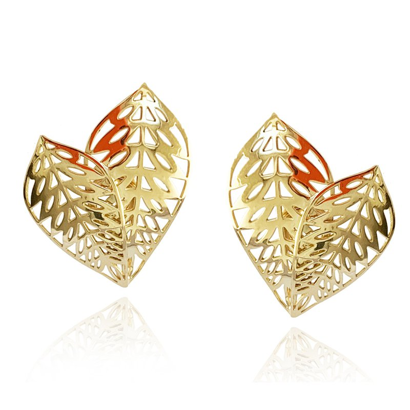 Carol Kauffmann Mint Earrings