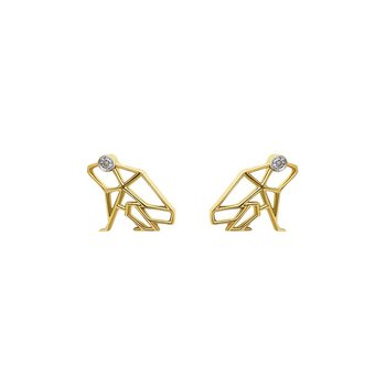 Keko Coqui Mini Stud Earrings