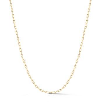 "Rectangle Chain 24"" Length"