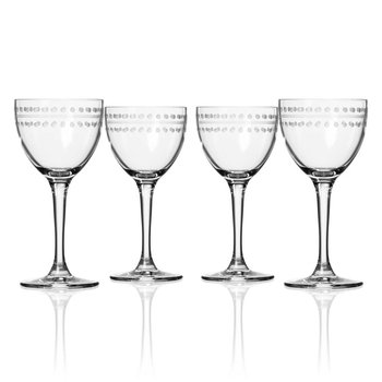 4.5 oz Cocktail Glass Set Of Four