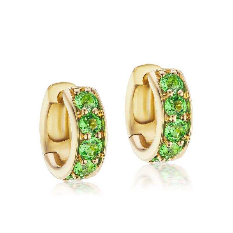 Jane Taylor Chubby Hoop Earrings