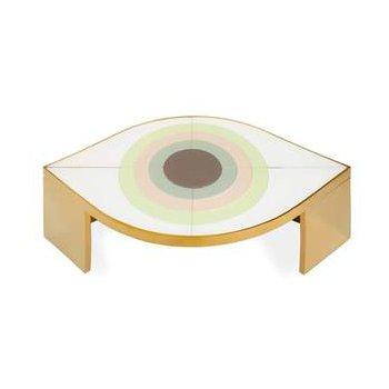 Harlequin Eye Cocktail Table