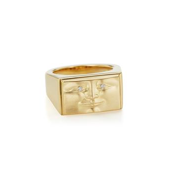 Signet Ring Size 6