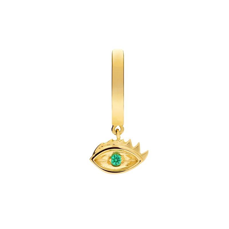 Delfina Delettrez Evil Eye Single Earring