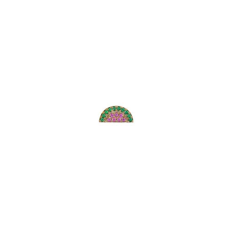 Robinson Pelham Single Stud  Watermelon Earring