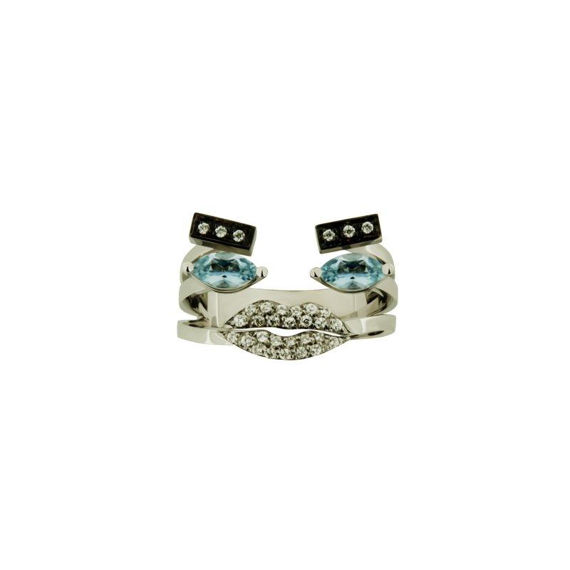 Delfina Delettrez Ring Size 6
