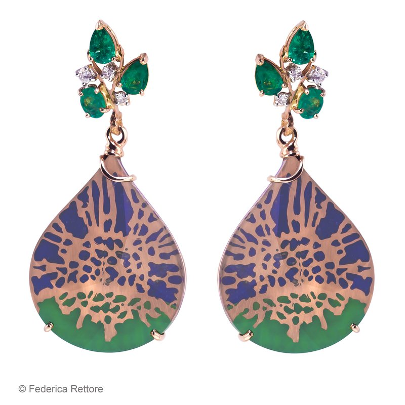 Federica Rettore Earrings