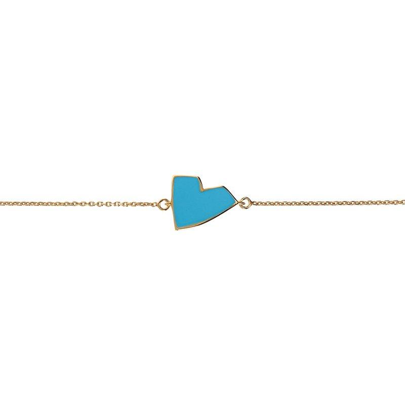 Netali Nissim Mini Heart Bracelet