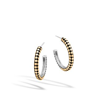 Small Hoop Earrings Size 20mm