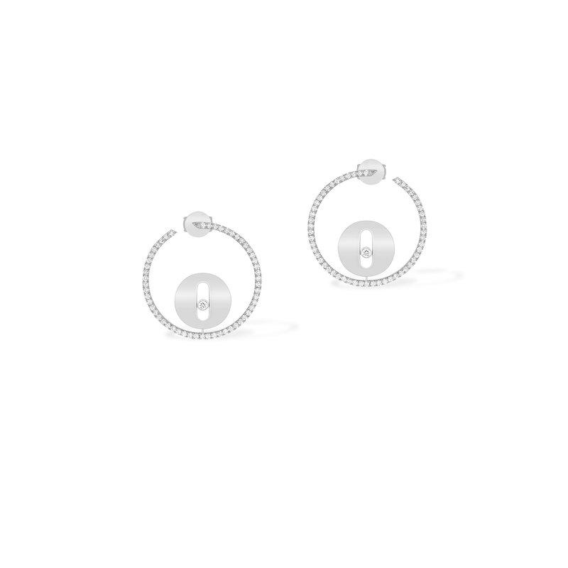 Messika Hoop Earrings