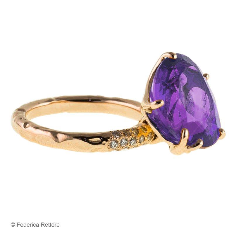 Federica Rettore Ring Size 6