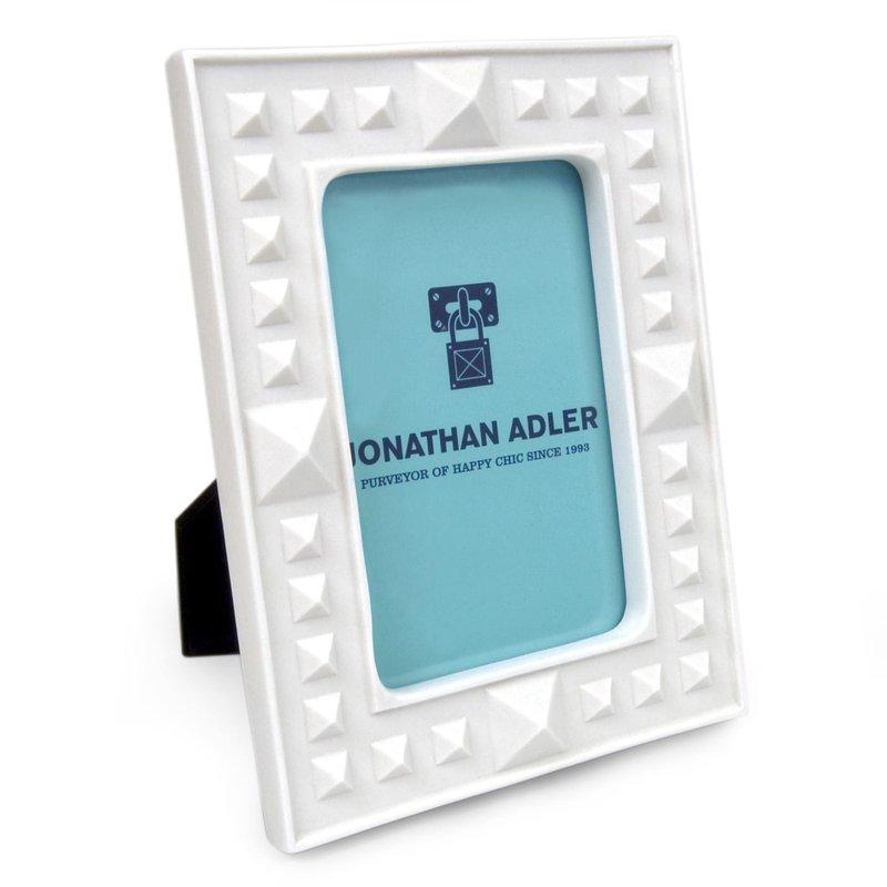 JONATHAN ADLER 4x6  Picture Frame