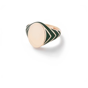 Signet Pinky Ring Size 4
