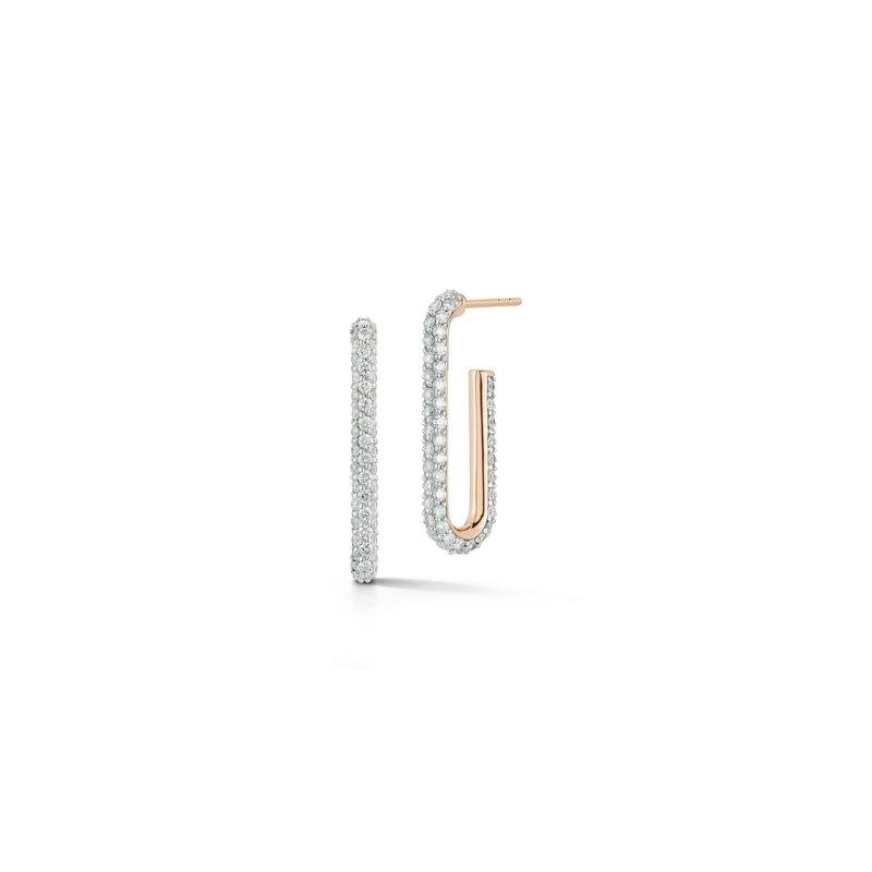Walters Faith Single Chain Link Earring