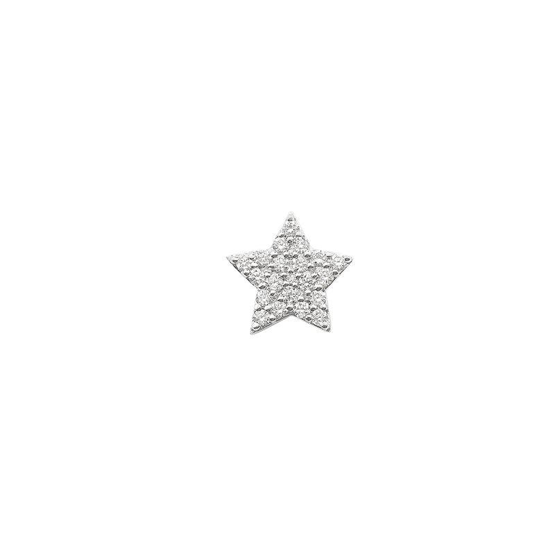 Robinson Pelham Large Star Earring