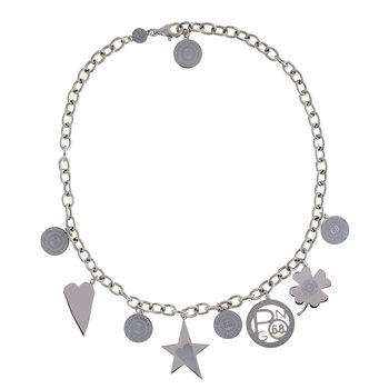 """Charms Necklace 21"""" Length"""