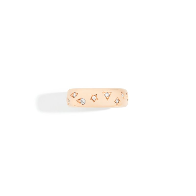 Pomellato Ring Size 7.25