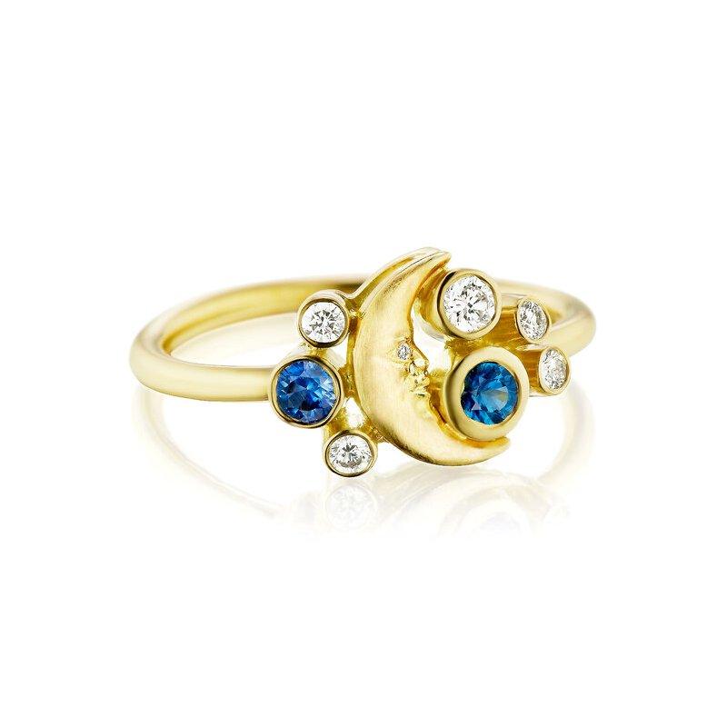 Anthony Lent Ring Size 6