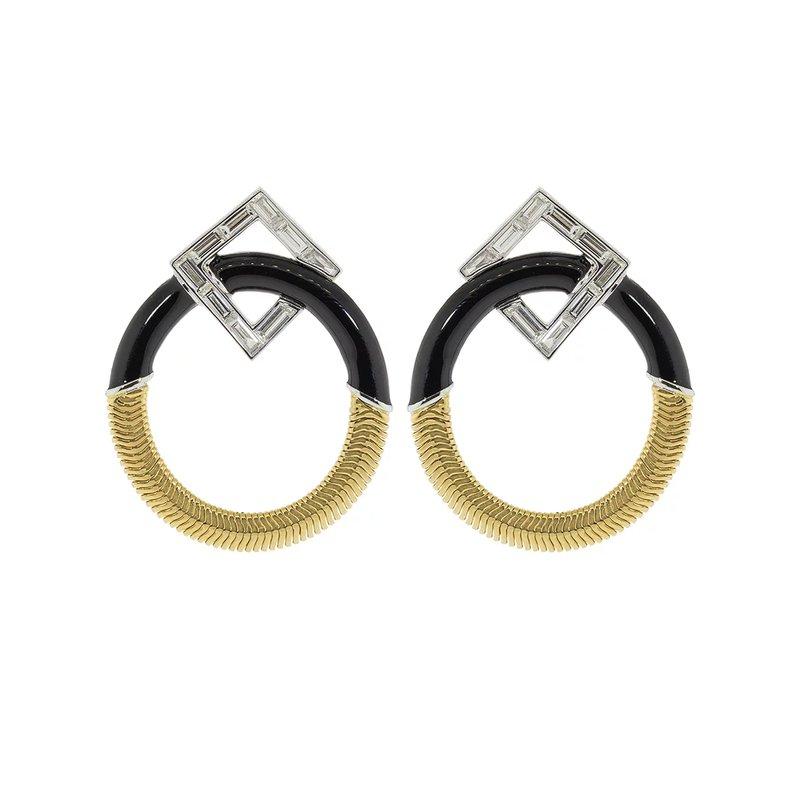 Nikos Koulis Earrings