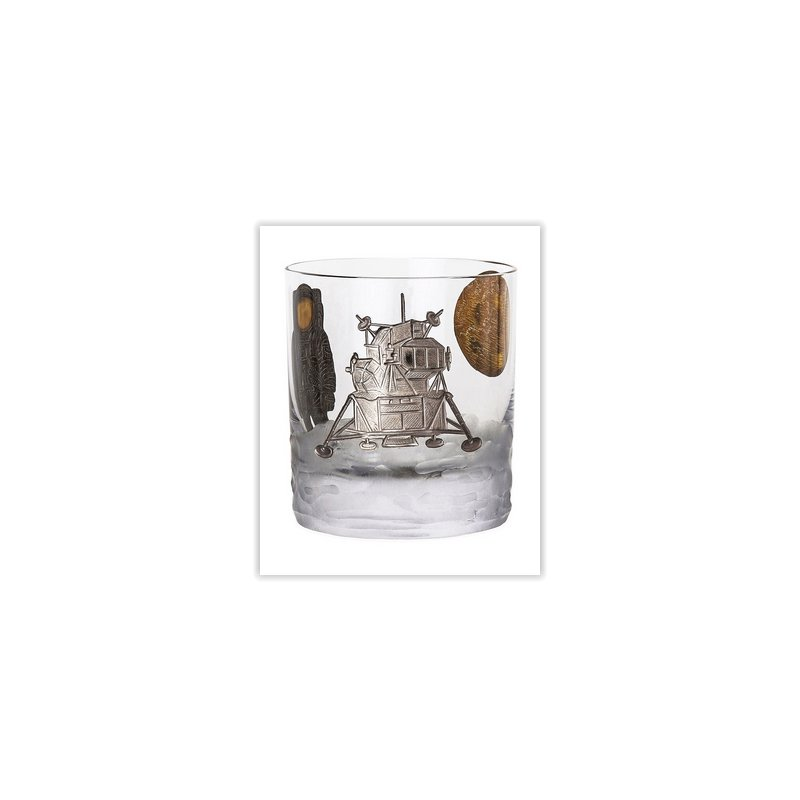 ARTEL Double Old Fahioned Clear Glass