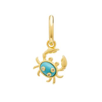 Single Crab Earring