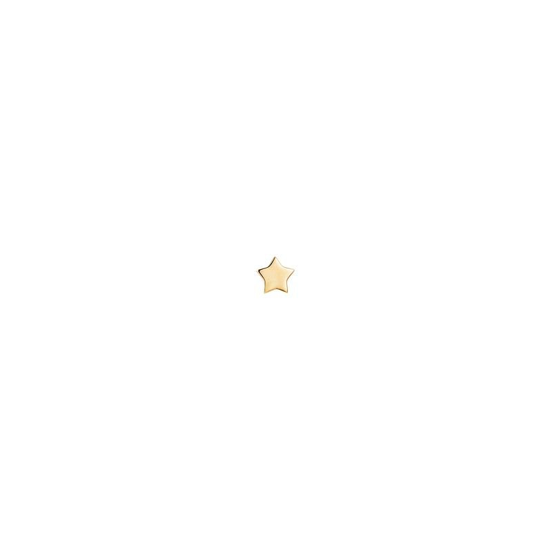 Robinson Pelham Single Star Stud Earring
