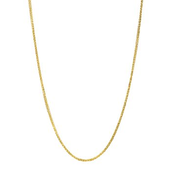 """Chain Length 18"""" Wide 8mm"""