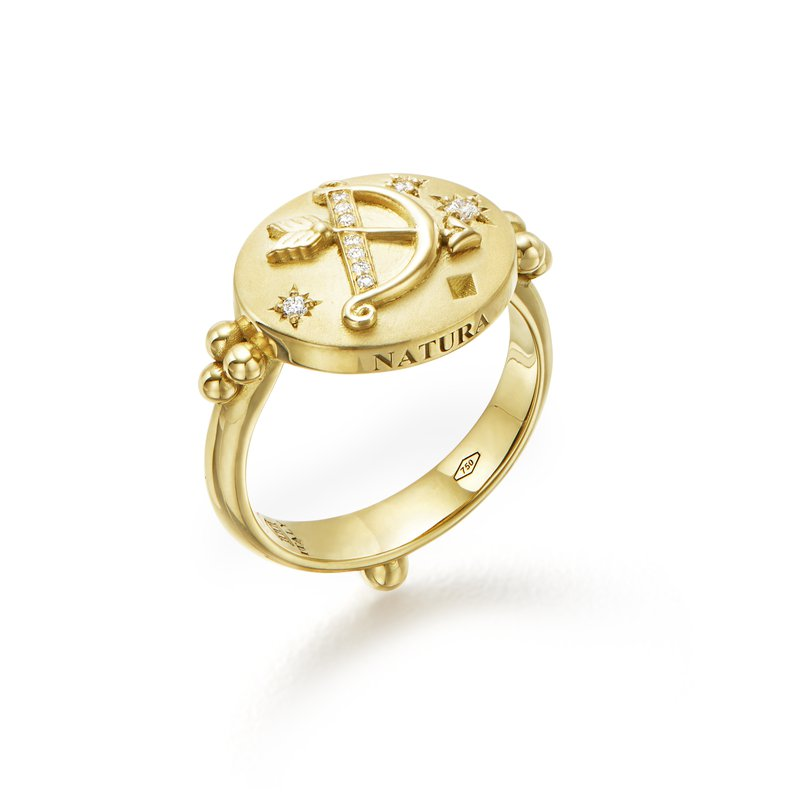 Temple St. Clair Ring Size 7