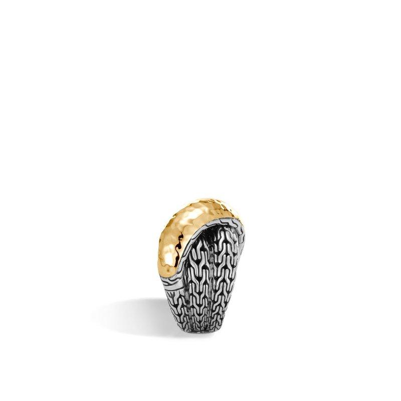 John Hardy Crossover Ring Size 7