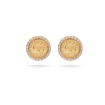 Stud Earrings Size 10mm