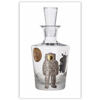 Astronaut Barware Decanter