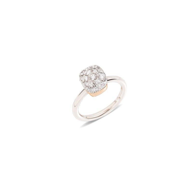 Pomellato Solitaire Ring Size 6.25