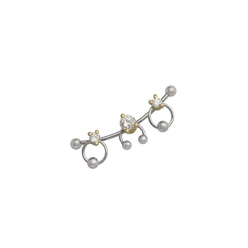Delfina Delettrez Single Earring