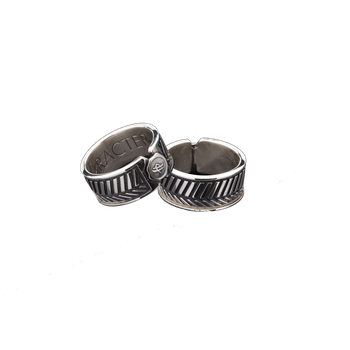 Wide Band Ring Size 10