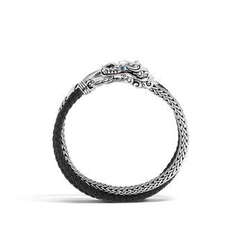 Double Wrap Men's Bracelet Size Medium