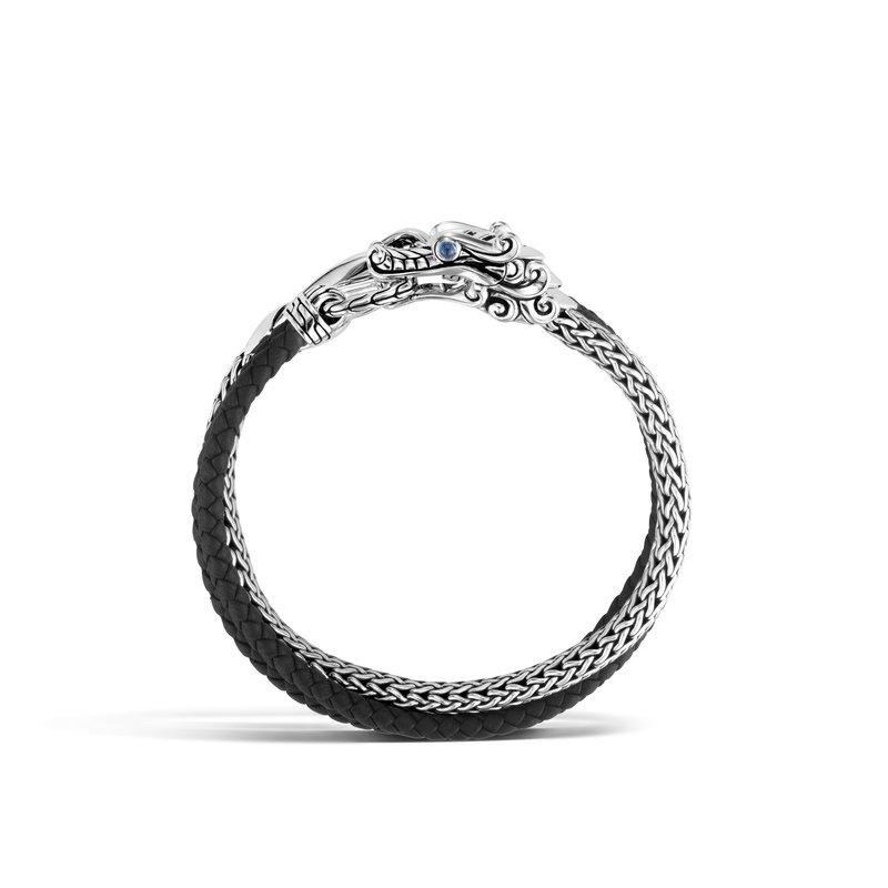 John Hardy Double Wrap Men's Bracelet Size Medium