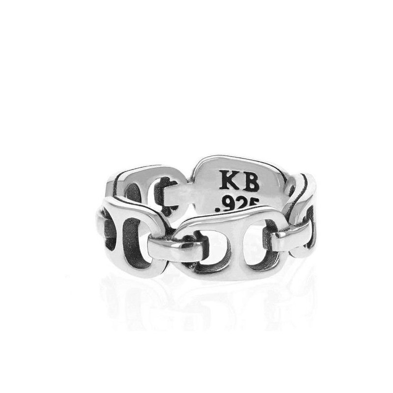 KING BABY Band Ring Size 10