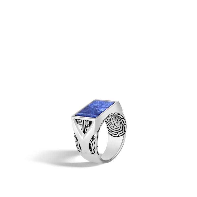 John Hardy Signet Ring Size 10