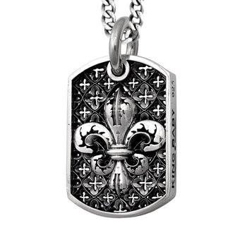 """Dog Tag Necklace 24""""""""Length"""