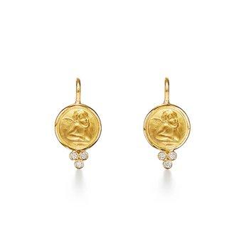 Angel Earrings Size 10mm
